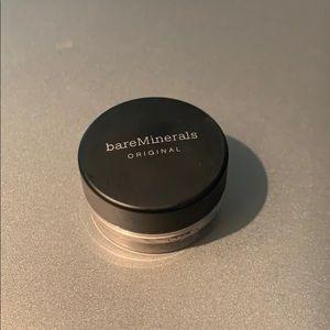 3/$15 BareMinerals original powder foundation